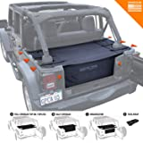 GPCA Cargo Cover PRO and Cargo Organizer Freedom Pack for TO