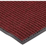Heavy Duty Front Door Mat Large Outdoor Indoor Entrance Doormat Waterproof Low Profile Entrance Rug Patio Grass Snow Scraper