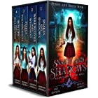Penny and Boots Complete Series Omnibus: An Unveiled Academy Novel - Snakes and Shadows, Werewolves and Wendigo, Pixels and P