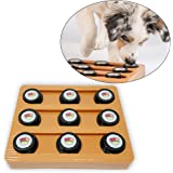 OurPets Sushi Interactive Puzzle Game Dog Toys & Cat Toys (Dog Puzzle, Cat Puzzle & Interactive Dog Toys) Great Alternative t