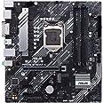 ASUS Intel B460 搭載 Socket 1200 対応 マザーボード PRIME B460M-A 【MicroATX】