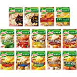 【Amazon.co.jp限定】 クノール カップスープ 42袋セット