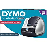 DYMO Label Printer | LabelWriter Turbo 450 Direct Thermal Label Printer, Fast Printing, Great for Labeling, Filing, Shipping,