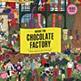 Inside The Chocolate Factory 1000 Piece Puzzle: A Movie Jigsaw