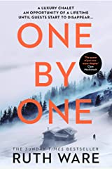 One by One: The snowy new thriller from the queen of the modern-day murder mystery Kindle Edition