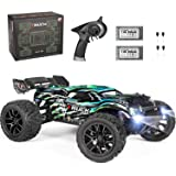 HAIBOXING RC Cars Hailstorm, 36+KM/H High Speed 4WD 1:18 Scale Electric Waterproof Truggy Remote Control Off Road Monster Tru