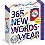 2021 365 New Words-A-Year Page-A-Day Calendar