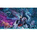 マジックプレミアムプレイマットのアーティスト:ルース·トンプソンによるW妖怪RIDE/アートワーク Artists of Magic Premium PlaymatS - RIDE OF YOKAI with artwork by RUTH THOMPSON [並行輸入品]