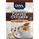 Owl 2in1 Coffee with Creamer, 12g, (Pack of 25)
