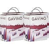 [Amazon限定ブランド] カチプラ チリ産カベルネソーヴィニヨン 箱入りワイン(バッグインボックス) [ 3000ml×4個 ]