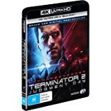 Terminator 2 - Judgment Day (4K Ultra HD + Blu-ray)
