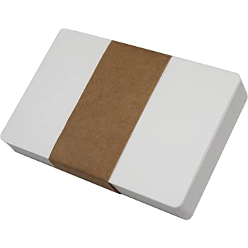 XTAROT 白紙カード(両面無地) 《ケント紙を使用》 (050枚)
