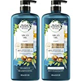 Herbal Essences Shampoo And Sulfate Free Conditioner Kit, Safe for Color Treated Hair, BioRenew Repairing Argan Oil Of Morocc
