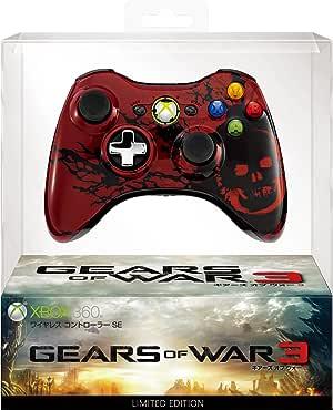 Xbox 360 ワイヤレス コントローラー SE(Gears of War 3 リミテッド エディション)