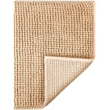 Klickpick Designs Thick Plush Bath Mats Soft Bath Mat Chenille Washable Bath Rugs Microfiber Shaggy Non Slip Bathroom Rug Ant