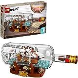 LEGO Ideas Ship in a Bottle 92177