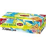 リプトン コールドブリューバッグ アールグレイ [紅茶 水出し ティーバッグ]×30袋