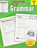 Scholastic Success With Grammar, Grade 3