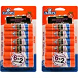 Elmer's Non-Toxic Glue Stick (Disappearing Purple), 16 Count (16)