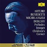 Debussy: Preludes I & Ii, Images I & Ii, Children's Corner (2Cd/Blu-Ray)