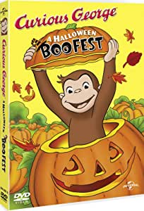 Curious George: A Halloween Boo Fest [Region 2]