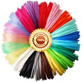 3D Pen PLA Filament Refills, 20 Colors, 20 Feet Each Color, Total 400 Feet by TTYT3D, Not Fit for 3Doodler Pen