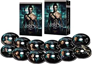 ARROW / アロー <ファースト・シーズン> コンプリート・ボックス [DVD]