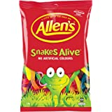 Allens Snakes Alive Bulk Bag Lollies 1.3kg
