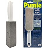 Toilet Bowl Cleaner/Ring Remover With Handle