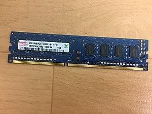 HYNIX 2GB PC3-10600U DDR3 MEMORY MODULE HMT325U6BFR8C-H9 by Hynix [並行輸入品]