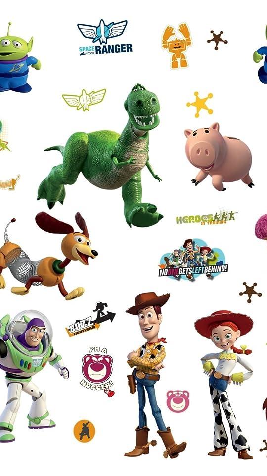 ディズニー トイストーリー3 QHD(540×960)壁紙 画像32535 スマポ