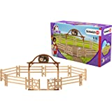 Schleich 42434 Paddock with Entry Gate Playset
