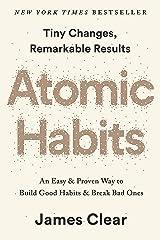 Atomic Habits Paperback