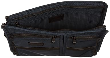 Alpha 2 Clutch Bag 118-43-2633: Navy