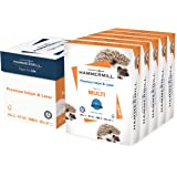 Hammermill Printer Paper, Premium Inkjet & Laser Paper 24 Lb, 8.5 x 11 - 5 Ream (2,500 Sheets) - 97 Bright, Made in the USA,