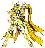 聖闘士聖衣神話EX 聖闘士星矢 アクエリアスカミュ (神聖衣) 約180mm ABS&PVC&ダイキャスト製 塗装済み可…