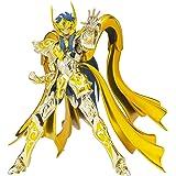 聖闘士聖衣神話EX 聖闘士星矢 アクエリアスカミュ (神聖衣) 約180mm ABS&PVC&ダイキャスト製 塗装済み可動フィギュア
