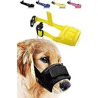 口輪 犬 【動物看護士監修】『ペット専門店が本気で作った外れにくい口輪』 犬用 無駄 吠え 防止 グッズ 小型犬 アヒル…