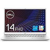 Dell ノートパソコン Inspiron 14 5402 シルバー Win10/14FHD/Core i5-1135G7/8GB/256GB/Webカメラ/無線LAN NI554A-AWLC