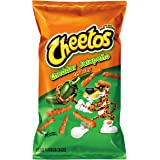 Cheetos Cheddar Jalapeno Crunchy Snack, 226.8g