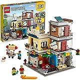 レゴ(LEGO) クリエイター タウンハウス ペットショップ&カフェ 31097 ブロック おもちゃ 女の子 男の子