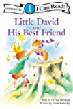 Little David and His Best Friend: Level 1 (I Can Read! / Little David Series) (English Edition)