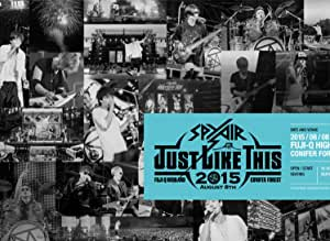 JUST LIKE THIS 2015(初回生産限定盤) [DVD]