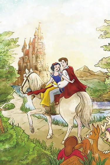 ディズニー  iPhone/Androidスマホ壁紙(640×960)-1 - 白雪姫