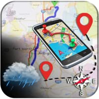 Maps, GPS Navigation: Live Earth, Satellite View