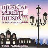 Musical & Screen Music For Ballet Class Vol.3