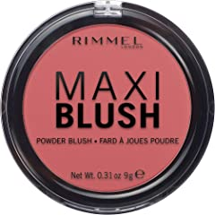 Rimmel London Maxi Blush, 003 Wild Card, 45 grams