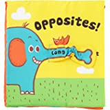 Read & Play Cloth Book RP50312 Opposites!