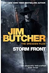 Storm Front: The Dresden Files, Book One (The Dresden Files series 1) Kindle Edition