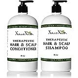 Zatural Neem Scalp Shampoo 8oz Shampoo & Conditioner Kit